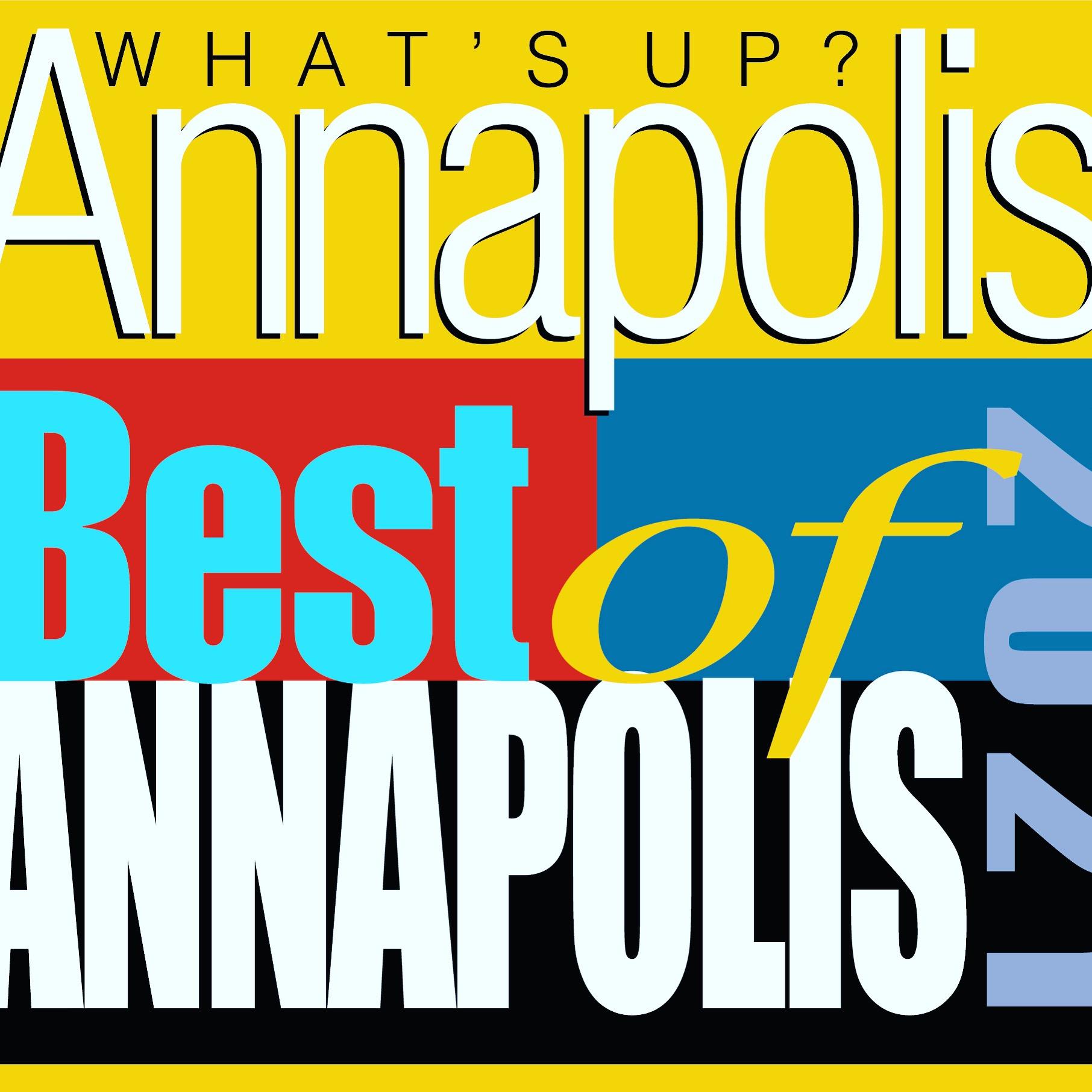 Best of Annapolis Logo Award