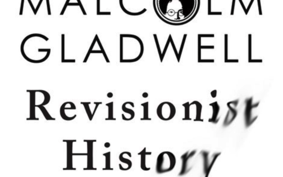 Skipping Keith Richards for Malcolm Gladwell- My Story